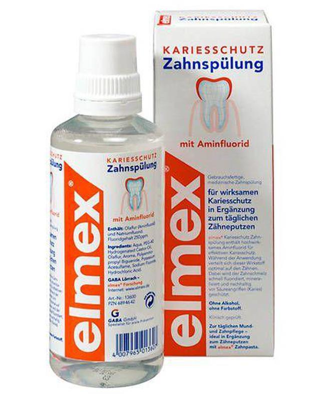Elmex защита от кариеса 400 ml