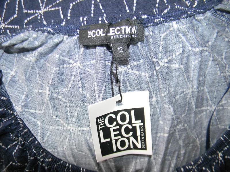 Новая трикотажная блуза - Фото 4