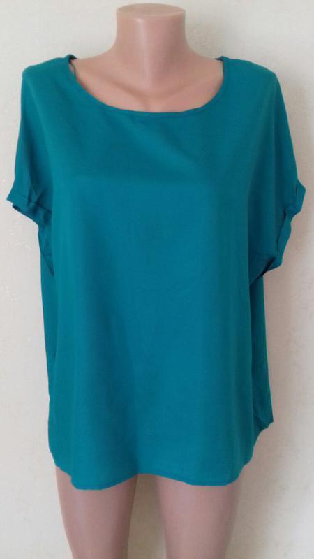 Новая вискозная блуза atmosphere