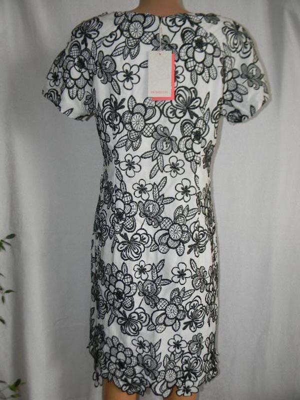 Новое платье с вышивкой moonsoon 12-14р - Фото 3