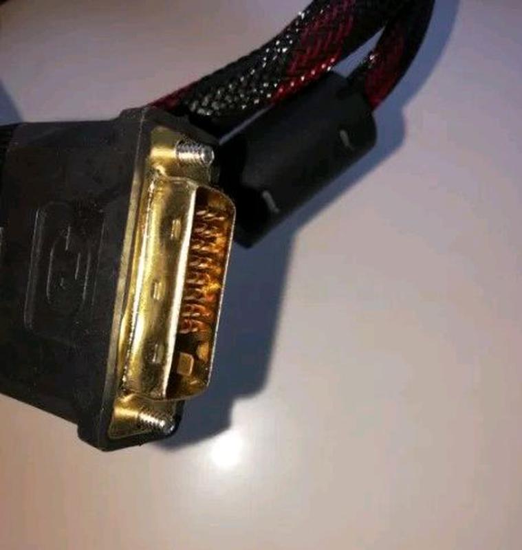 Кабель переходник HDMI-VGA