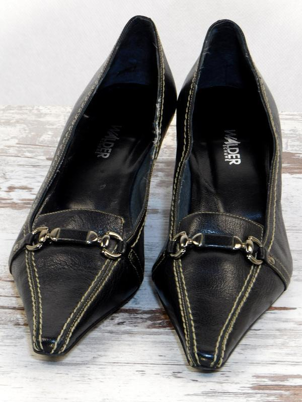 ????женские туфли испанские/walder bchuhe/37.5/cтелька 25.см/сост...