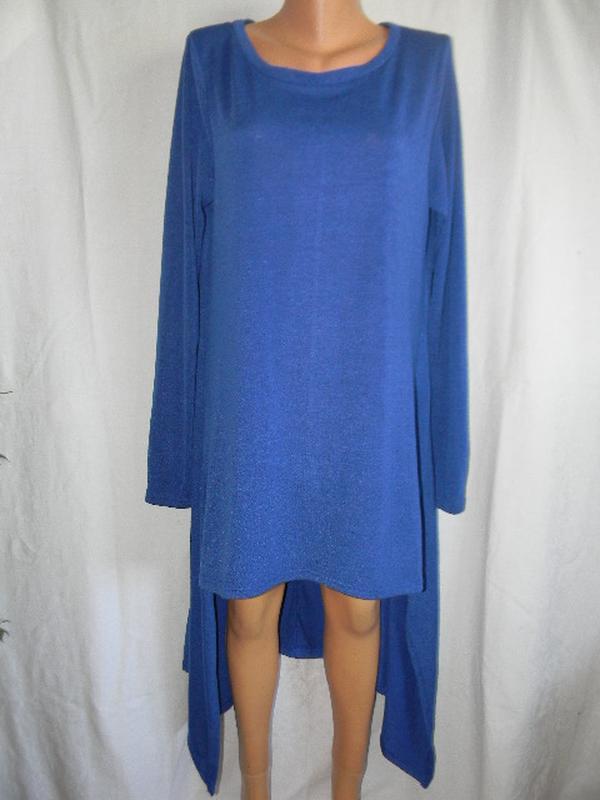 Стильное платье туника zanzea