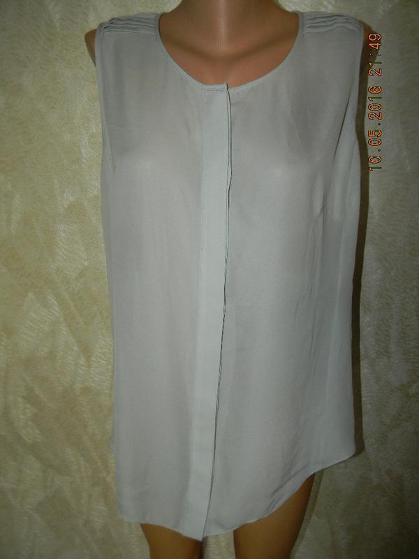 Летняя шифоновая блуза