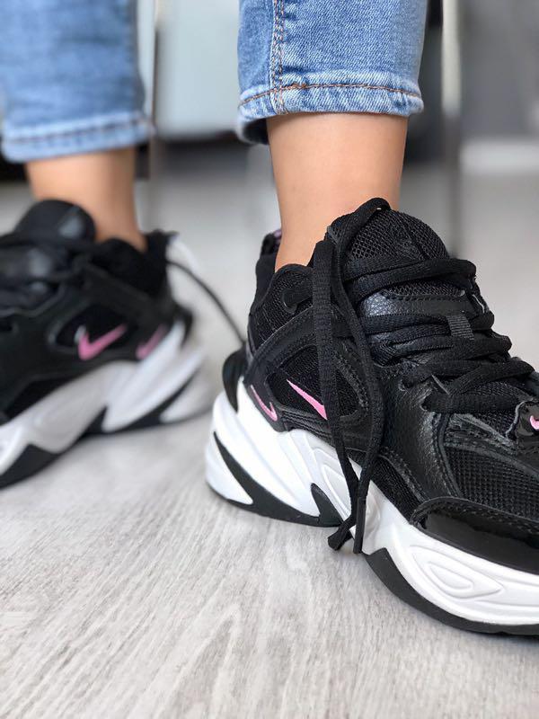 Женские кроссовки Nike M2K Tekno - Фото 4