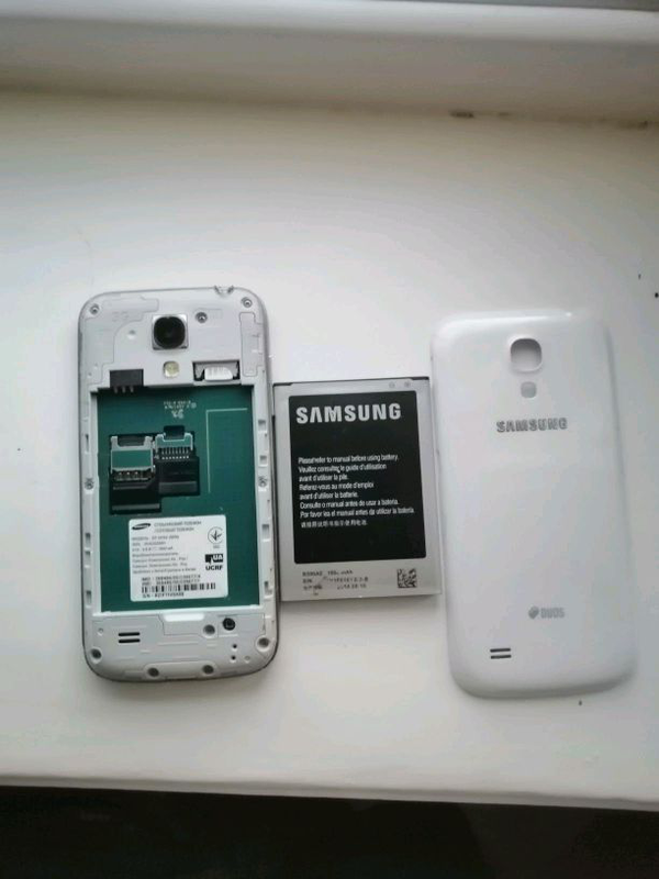 Samsung Galaxy S4 Mini Duos I9192 - Фото 2