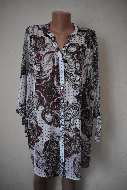 Новая красивая блуза большого размера m&co