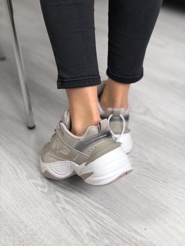 Кросівки nike m2k tekno кроссовки - Фото 4