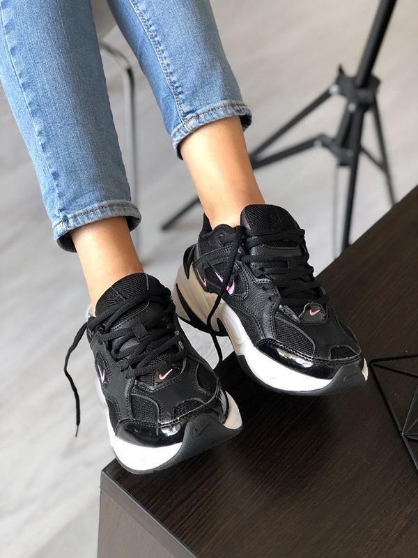 Кросівки nike m2k tekno кроссовки - Фото 3