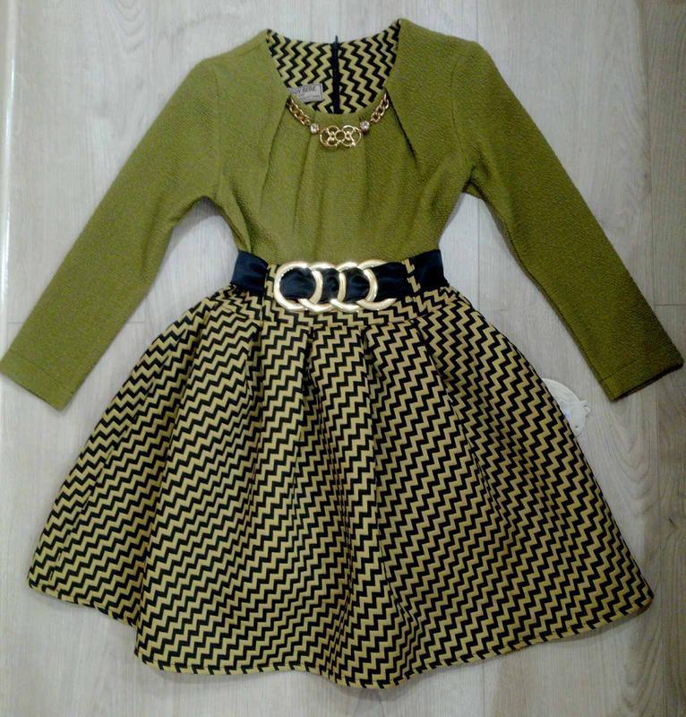 Нарядное платье для девочки. турция