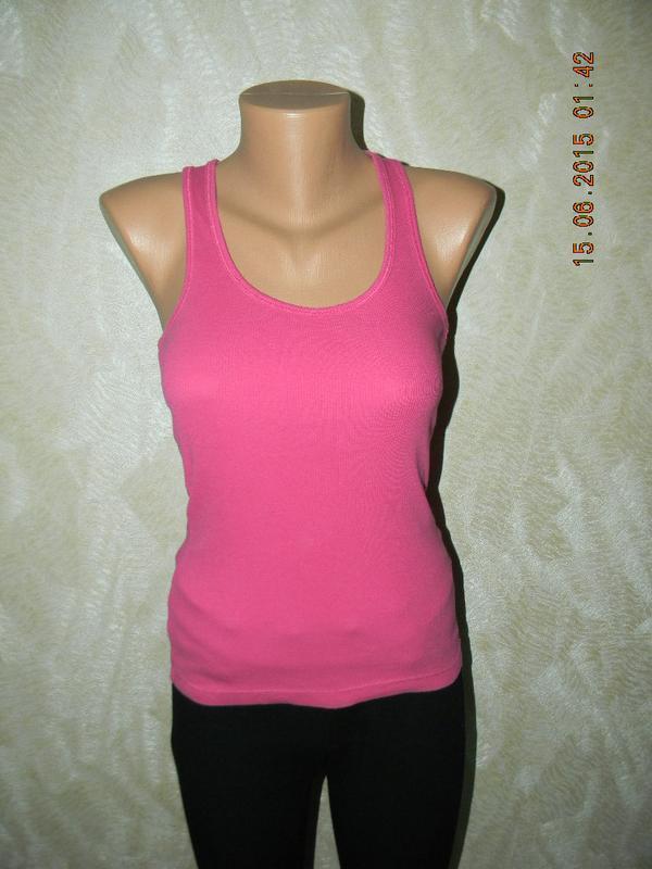 Майка розовая New Look