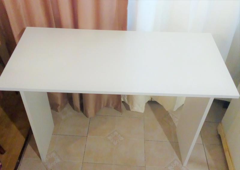 Новый стол письменный офисный стол белый - Фото 2
