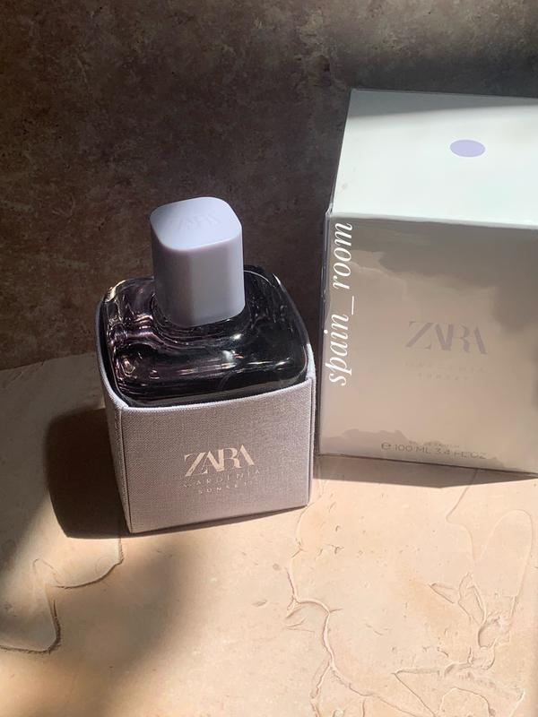 Духи zara gardenia sunset/парфуми/туалетна вода/парфюм /дужи зара