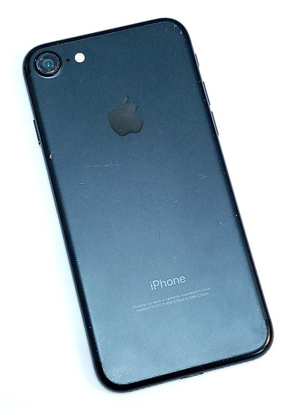 Телефон Iphone 7 128Gb Black Neverlock - Фото 7