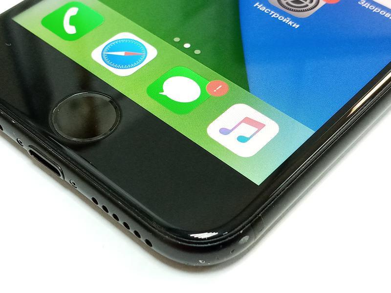 Телефон Iphone 7 128Gb Black Neverlock - Фото 6