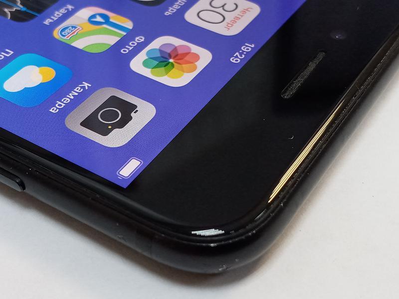 Телефон Iphone 7 128Gb Black Neverlock - Фото 3