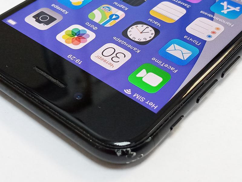 Телефон Iphone 7 128Gb Black Neverlock - Фото 4