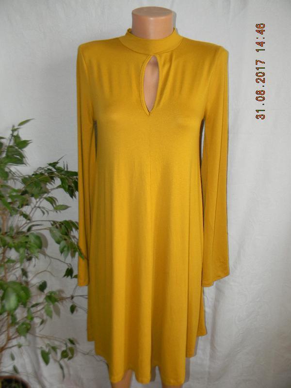Трикотажное платье asos