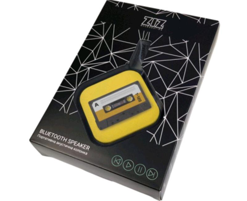 Портативная колонка Bluetooth ZIZ Кассета (52027) - Фото 2