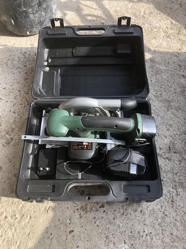 Електропила на акумуляторах нова - Фото 3