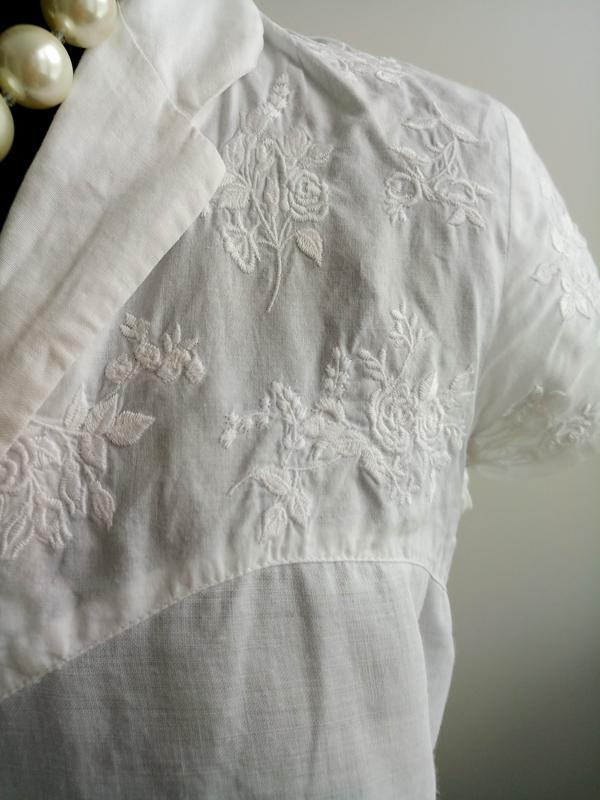 Натуральна класическая блузка от minuet - Фото 2