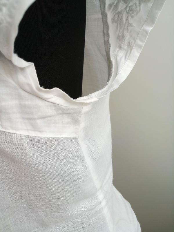 Натуральна класическая блузка от minuet - Фото 3
