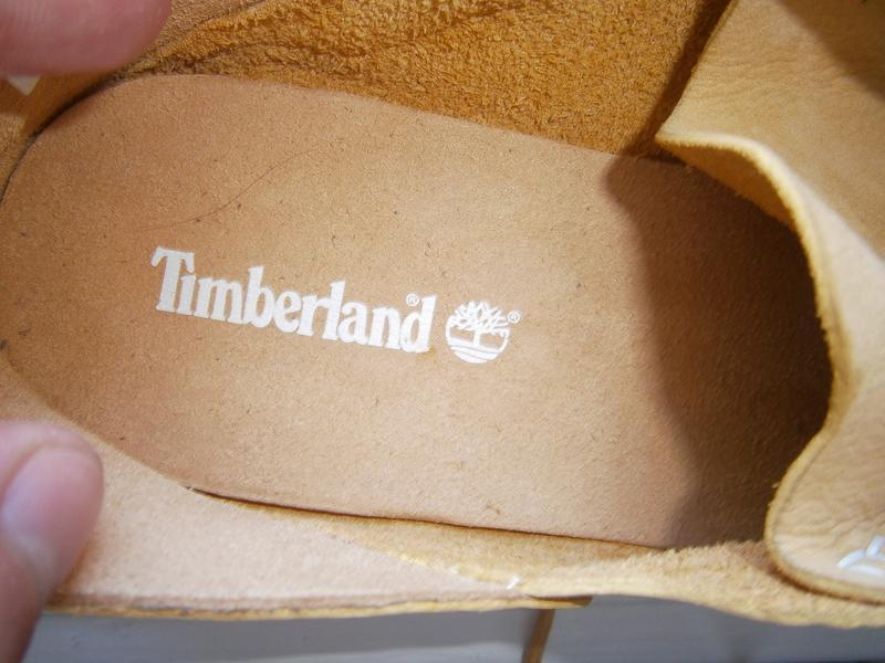Мокасины timberland a1rlu a1428 натуральний нубук оригінал - Фото 10