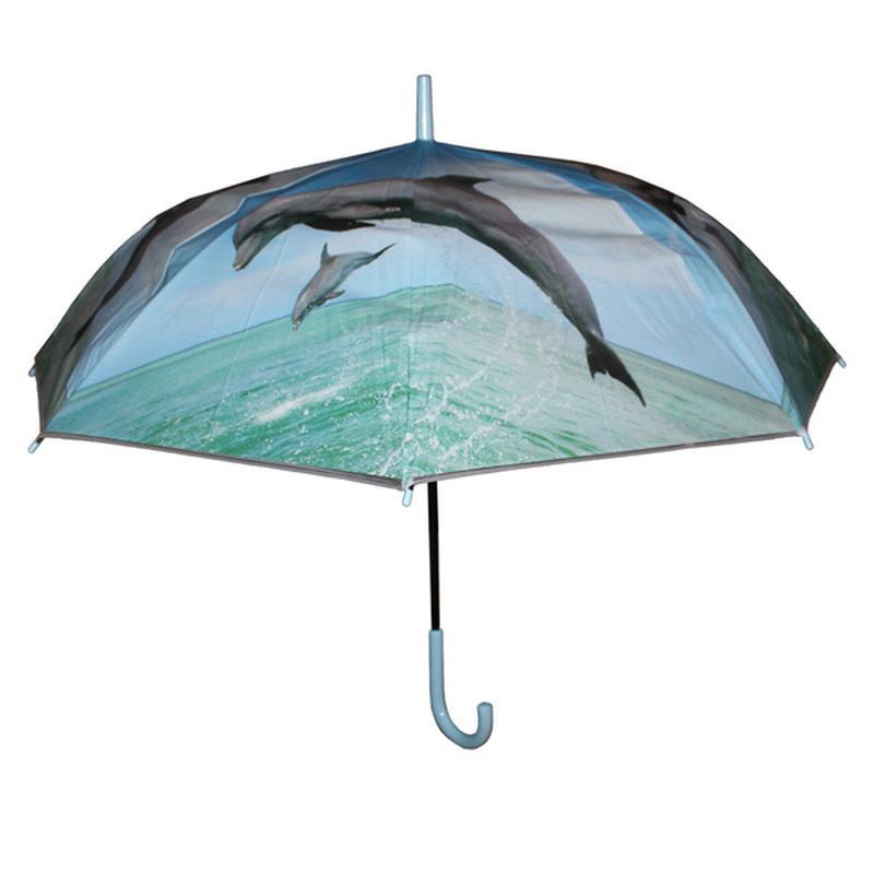 Зонт Трость Животные