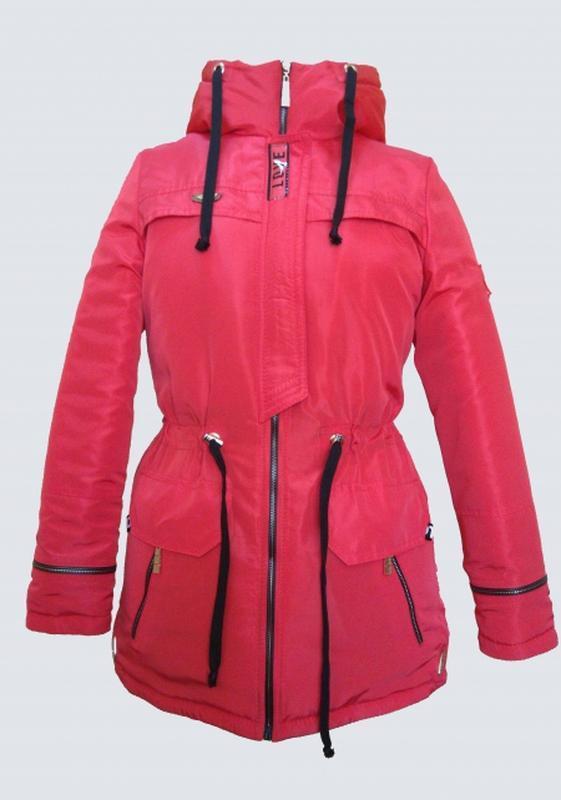 Парка куртка зимняя от производителя.