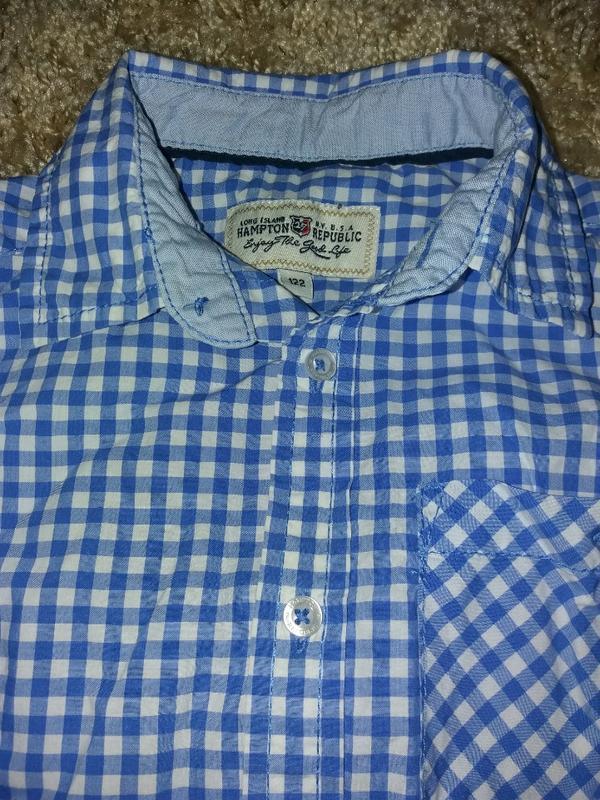 Рубашечка на хлопчика - Фото 3