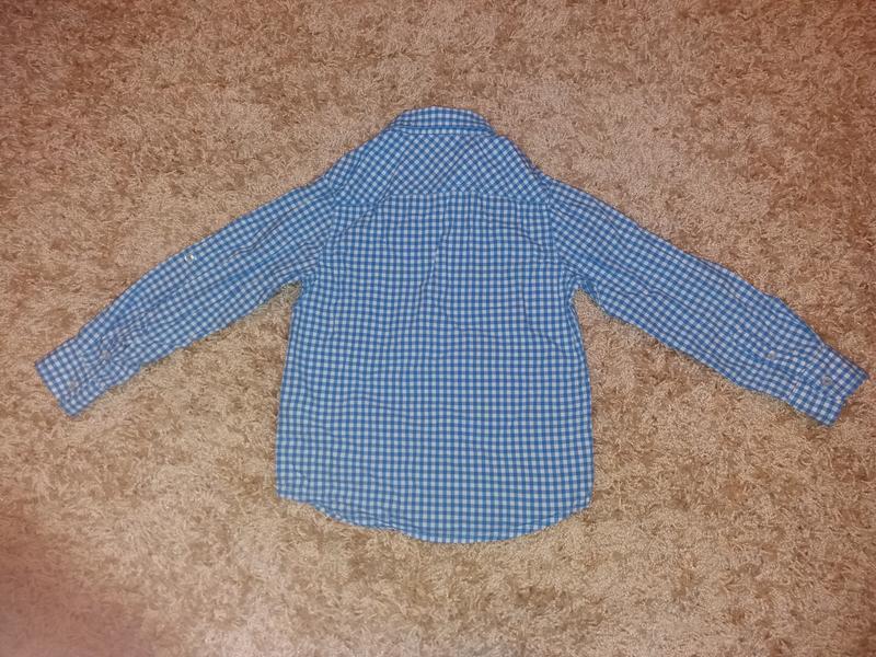 Рубашечка на хлопчика - Фото 4