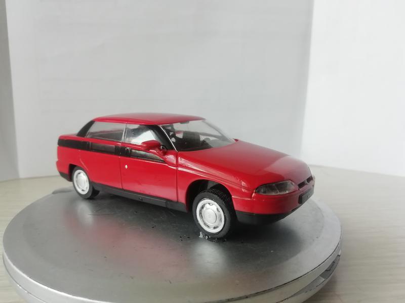 Модель Москвич 2143 1:43