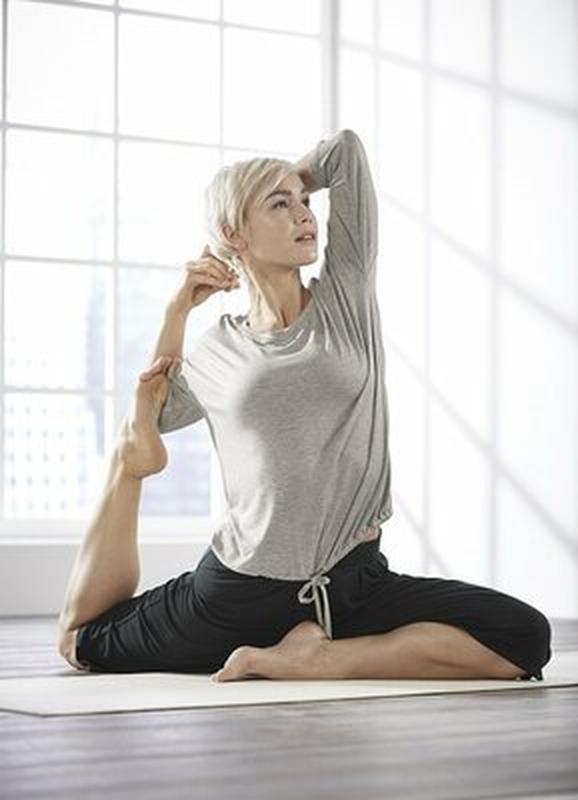 Капрі - клюйоти для йоги. європейський розмір м 40/42 - Фото 2