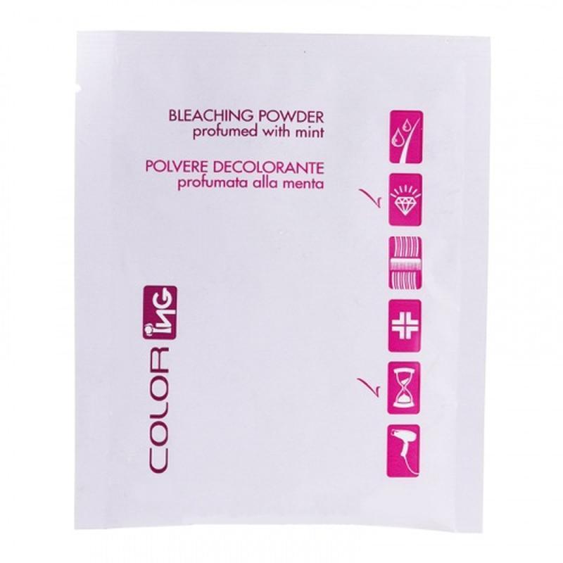 Порционный осветляющий порошок bleaching powder