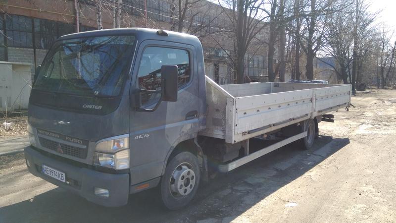 Перевозки днепр, грузовые перевозки 6.5х2.4 м