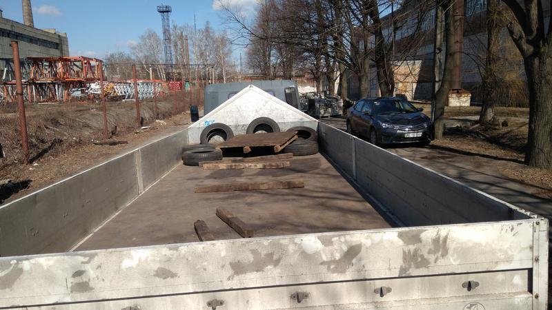 Перевозки днепр, грузовые перевозки 6.5х2.4 м - Фото 3