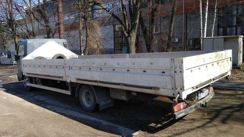 Перевозки днепр, грузовые перевозки 6.5х2.4 м - Фото 2