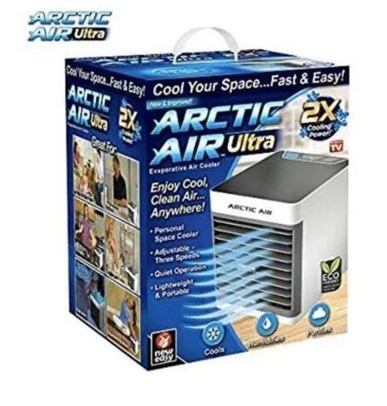 Кондиционер мини Arctic Air Ultra портативный охладитель возду... - Фото 5