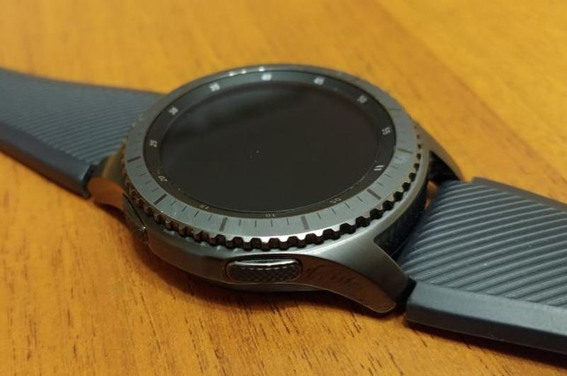 Смарт часы Samsung Gear S3 Frontier - Фото 4
