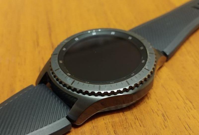 Смарт часы Samsung Gear S3 Frontier - Фото 5