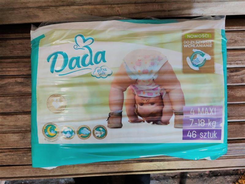 Памперсы , подгузники Дада Dada 160грн ОПТ