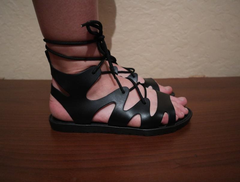 Классные сандалии asos 38,5 размер
