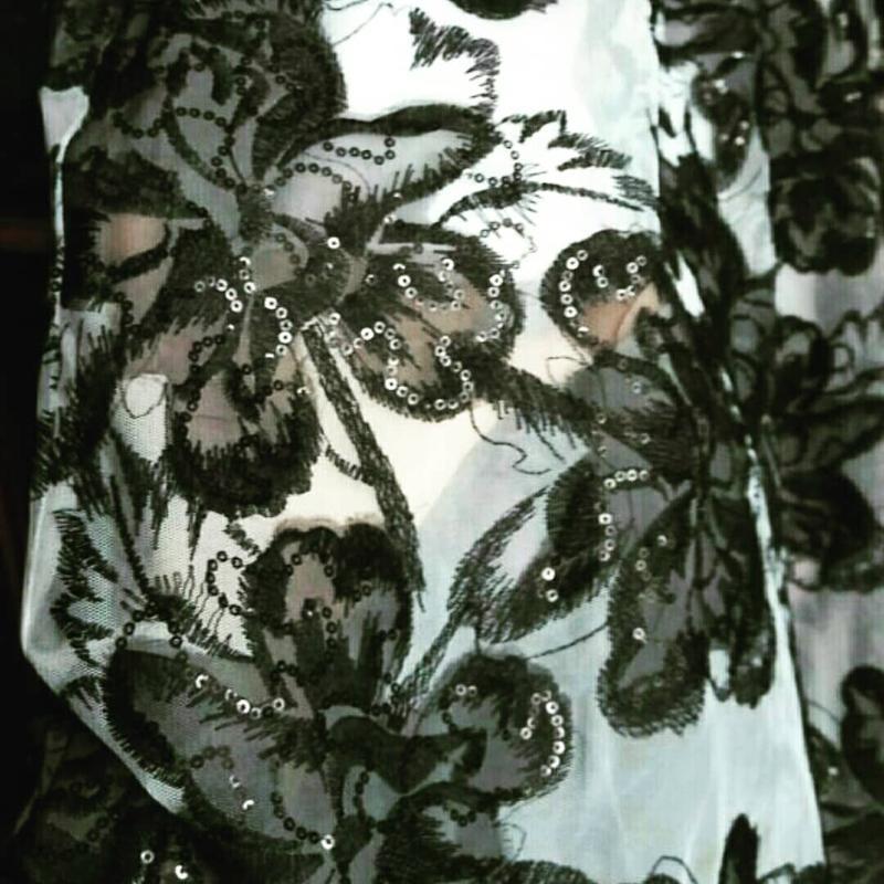 Платье в пол - Фото 2