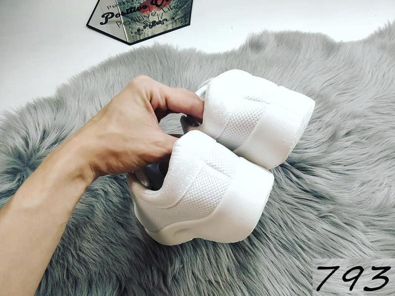 Мягкие и удобные текстильные кеды - Фото 2
