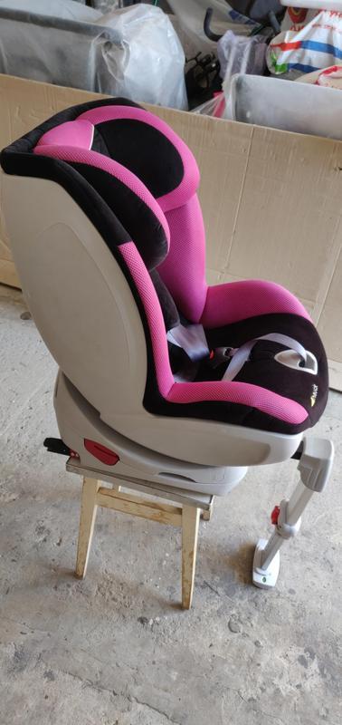 Hauck Varioguard (black/pink) - Фото 2