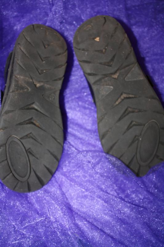 Кожанные фирменные b&g туфли р-33, в хорошем состоянии - Фото 4