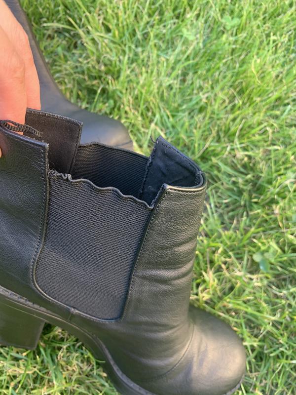 Туфли бательены на тракторной подошве - Фото 5