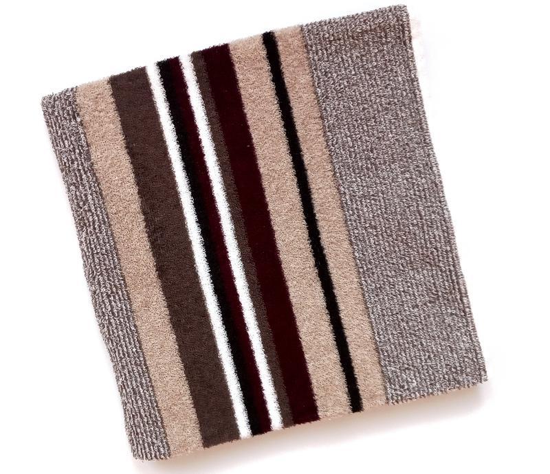 Полотенце лицевое махровое 100*50 коричневый