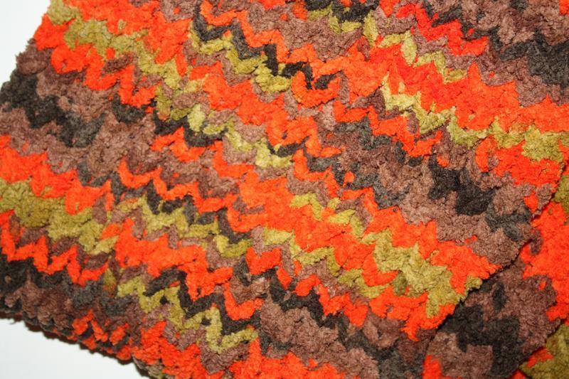 Яркий очаровательный шарф в отличном состоянии - Фото 2