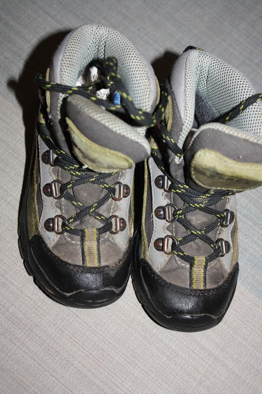 Зимние евро-ботинки ф.everest р-27 в отличном состоянии